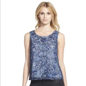 New Search For Sanity Overlay Top Sz XS